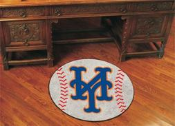 FANMATS New York Mets Baseball Rug