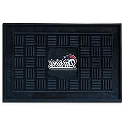 "New England Patriots NFL Medallion Door Mat 19""x30"""
