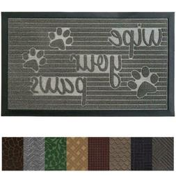 Gorilla Grip Original Durable Rubber Door Mat  Heavy Duty Pe