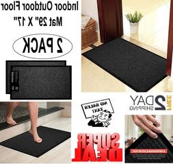 Outdoor Indoor Floor Mat Entrance Home Doormat Welcome Non S