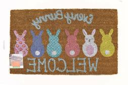 "Sonoma Outdoors: ""Every Bunny Welcome""  Easter Coir Doormat"