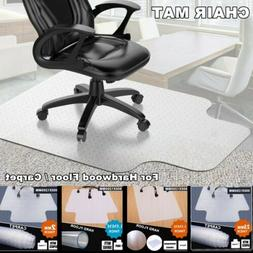 pvc protector computer desk chair mat