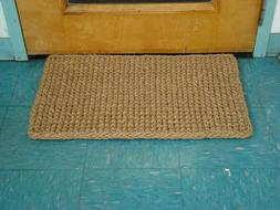 Kempf Rectangle Dragon Coco Coir Doormat, 18 by 30 by 1-Inch