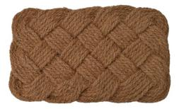 Imports Décor Natural Rope Jute Rug, 24-Inch by 37-Inch