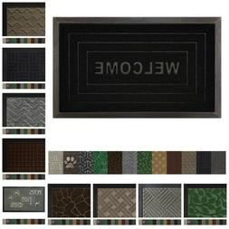 rubber door mat waterproof doormats indoor outdoor