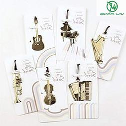 Shower Shower - Exquisite Musical Instruments Metal Markers