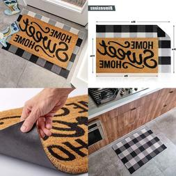 Sierra Concepts Pure Coco Coir Front Door Welcome Mat Outdoo