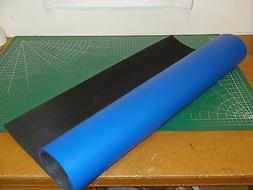 """ACL Staticide Table Mat 30"""" x 60"""" Royal Blue 8285RBM3072"""