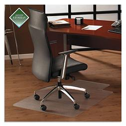 Cleartex Ultimat Chair Mat, Clear Polycarbonate, For Hard Fl