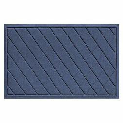 Bungalow Flooring Water Guard Argyle Indoor / Outdoor Door M