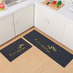 Waterproof Kitchen Bathroom Carpet Non Slip Door Entrance Fl