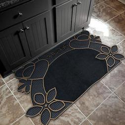 Welcome Door Mat Heavy Duty Non-slip Entrance Rug Mat PCV Ru