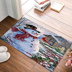 DaringOne Winter Holiday Merry Christmas Happy Snowman and C
