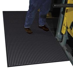 Apache Mills Work Step Industrial Wet Area Mat, 1/2-Thick, 3